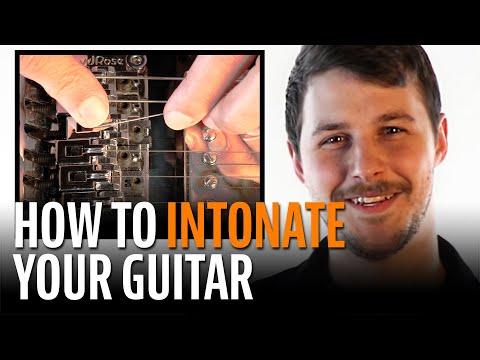 how-to-intonate-a-guitar