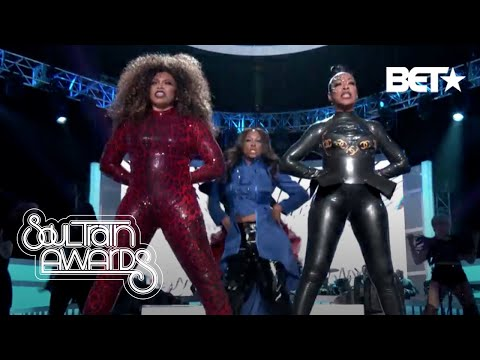 Adrian Long - The 2019 BET Soul Train Awards aired live from Las Vegas
