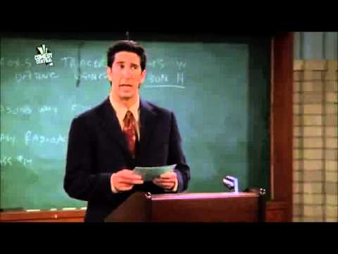 Download FRIENDS - Ross' Fake Accent - Full - (HQ)