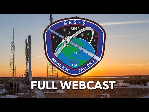 SES-9 Full Webcast