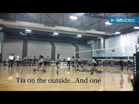 Cheyenne High School vs Canyon Springs High School 9/9/2016