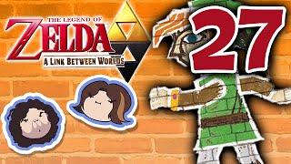 Zelda A Link Between Worlds: A Helping Hand - PART 27 - Game Grumps