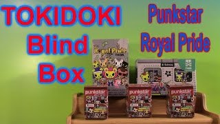 Tokidoki Royal Pride And Punkstar Freenzies Blind Boxes
