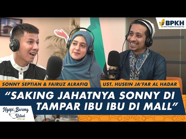 Ngopi Bareng Ustadz with Sonny Septian dan Fairuz Arafiq