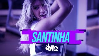 Léo Santana - Santinha - Coreografia | FitDance