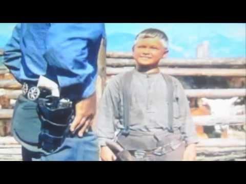 VICTOR YOUNG 'SHANE' original theme 1953 (Alan Ladd Jean Arthur)