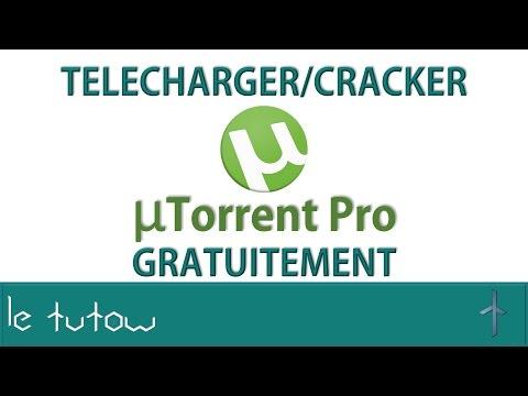 [TUTO] Comment cracker/télécharger gratuitement µTorrent (uTorrent) Pro (3.4.9)
