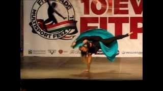 Fitparádé 2012 - Németh Dóri világbajnok előadása