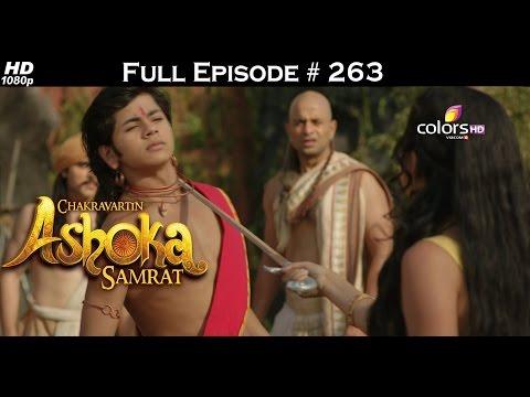 Chakravartin Ashoka Samrat - 28th January 2016 - चक्रवतीन अशोक सम्राट - Full Episode(HD)