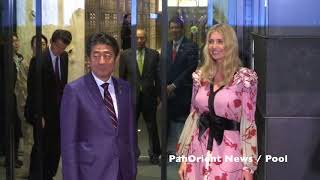 Ivanka Trump in Tokyo イバンカ トランプ