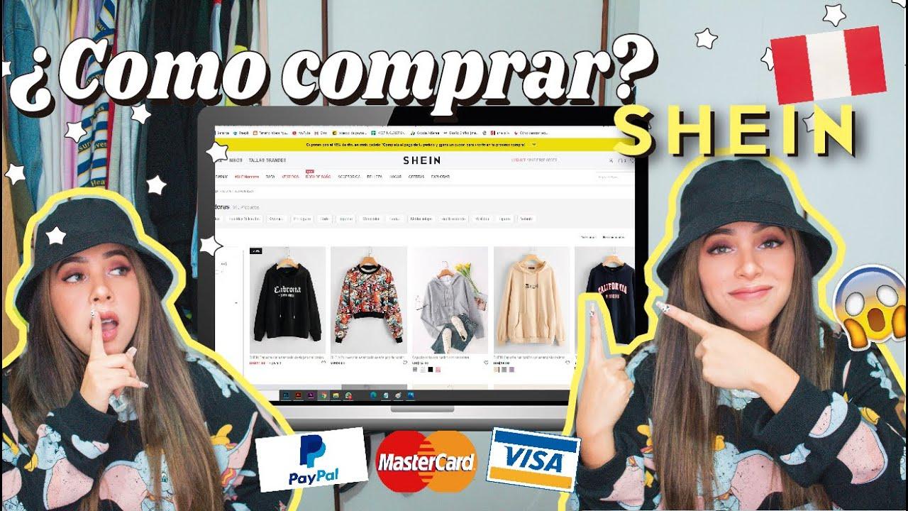 ¿CÓMO COMPRAR en SHEIN  PERÚ? 2020 - Guía de compras, TIPS ♥ Margot Valdez