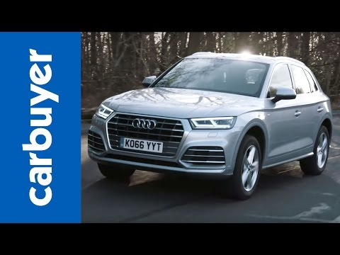Audi Q5 SUV 2017 review – Carbuyer