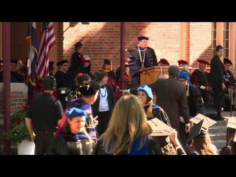 University of Denver Summer Commencement 2014