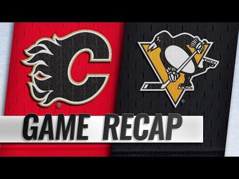 Ryan, Smith lead Flames past Penguins, 5-4