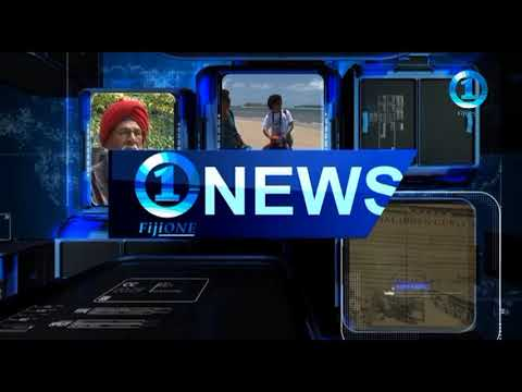 FIJI ONE NEWS 140818