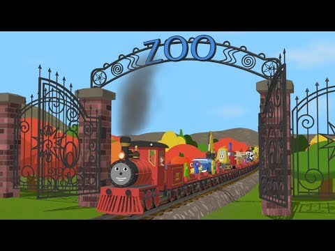 Thumbnail: The Alphabet Adventure With Alice and Shawn the Train - DVD is Now Available!