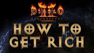 [GUIDE] How to gęt RICH - Diablo 2 Resurrected