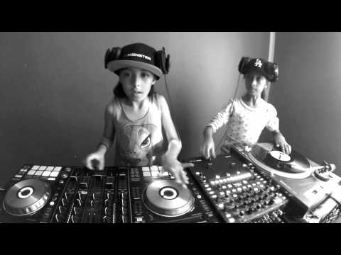 Worlds Youngest DJs  sisters Talented Kids