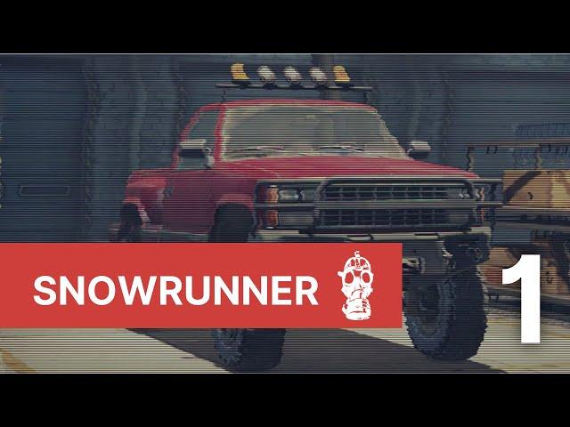 SnowRunner (видео)