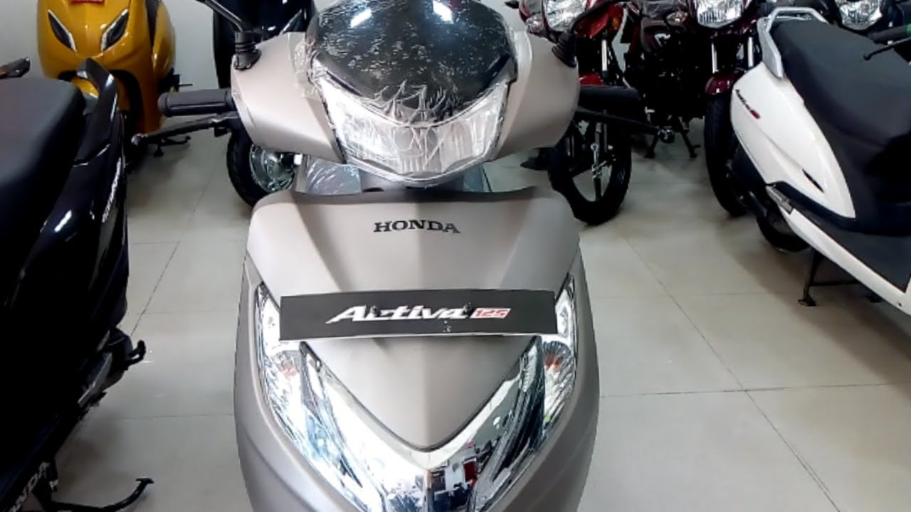 Honda Activa 125 Most Detailed review features and price 2019