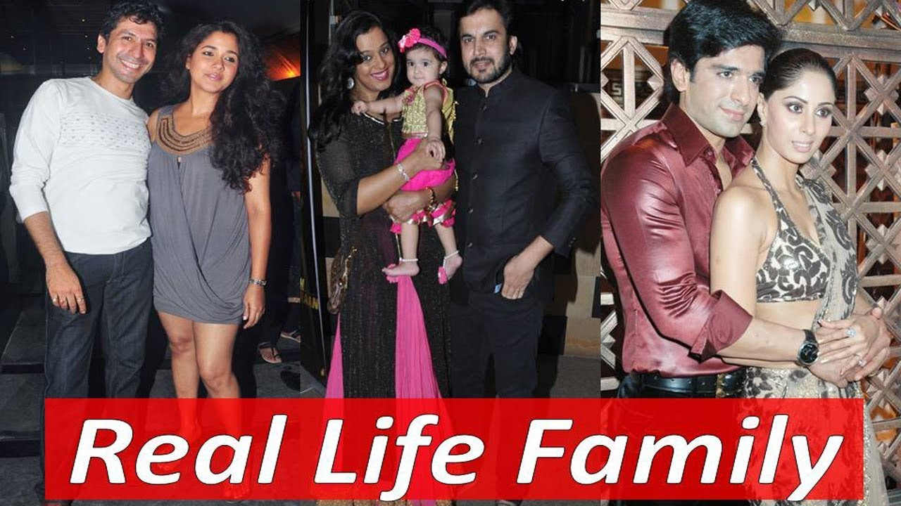 real life family of rishton ka chakravyuh actors with loop