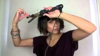 10 вариантов укладки коротких волос(Видео инструкция для тех, кто носит короткую прическу., 2015-05-27T07:45:32.000Z)