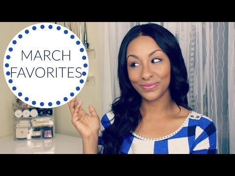 MARCH Favorites | Makeup 💄 Skincare 💁🏻 Health & Fitness 💪🏽 | Mo Makeup Mo Beauty