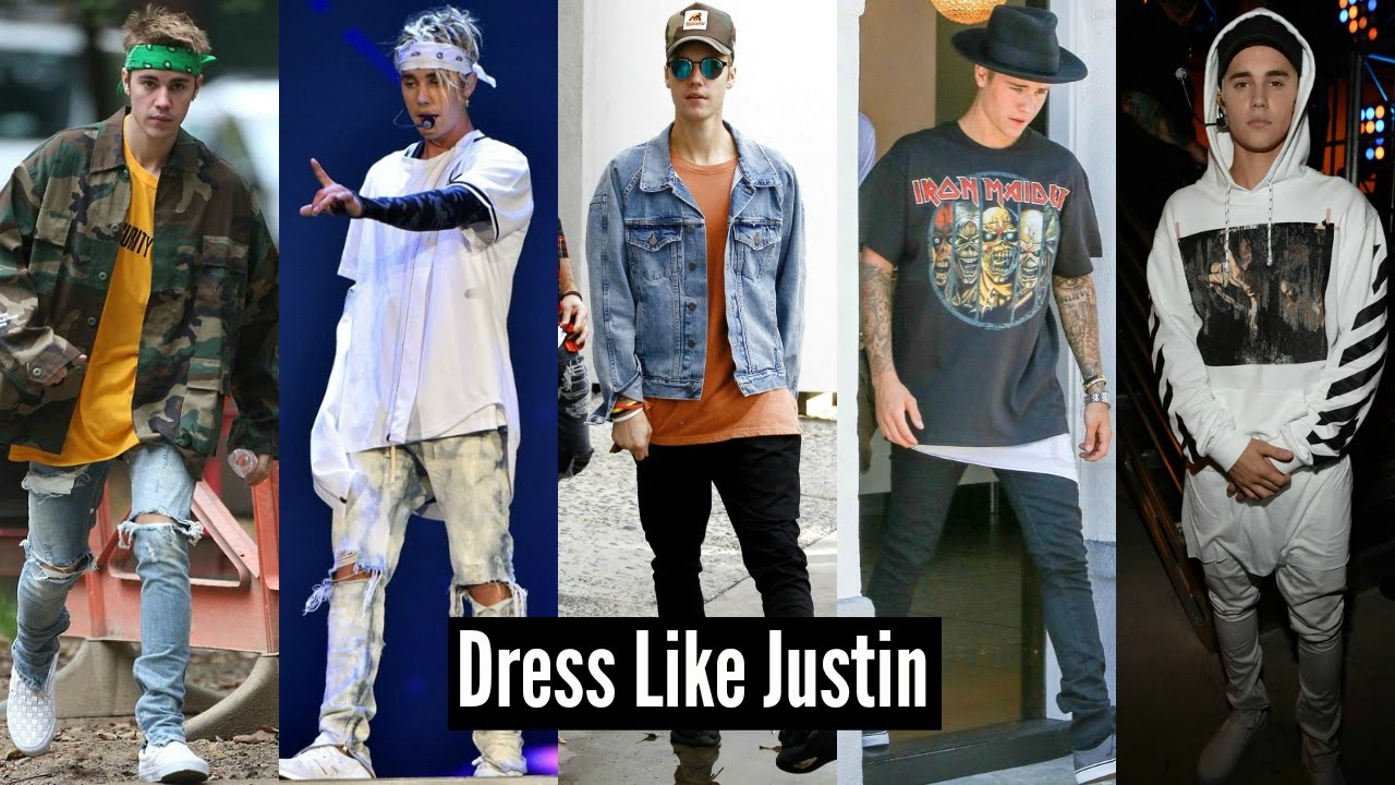 How To Dress Like Justin Bieber 2019 Cheaper Alternatives Youtube