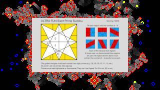 Ultra-fun Slanted Sudoku Puzzle