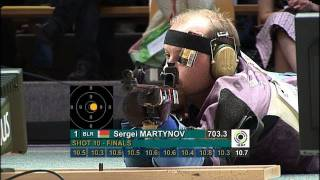 50m Rifle Prone Men Highlights - World Cup Series 2011, Rifle & Pistol Stage 6, Munich (GER)