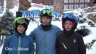 Out & About - Beaver Creek Winterfest 12.17.16