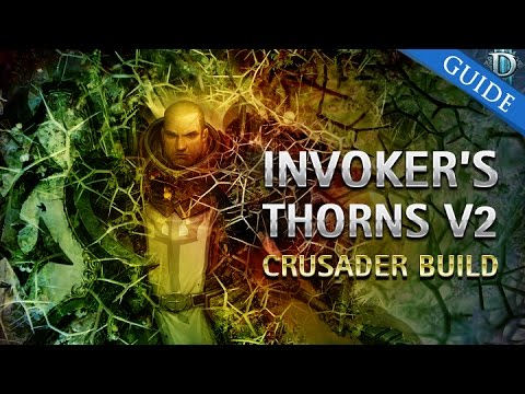 Crusader's Invoker Thorns V2 Build Patch 2.4.1 Season 6