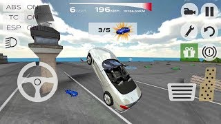 Extreme Car Driving Simulator #10 - Car Games Android IOS gameplay