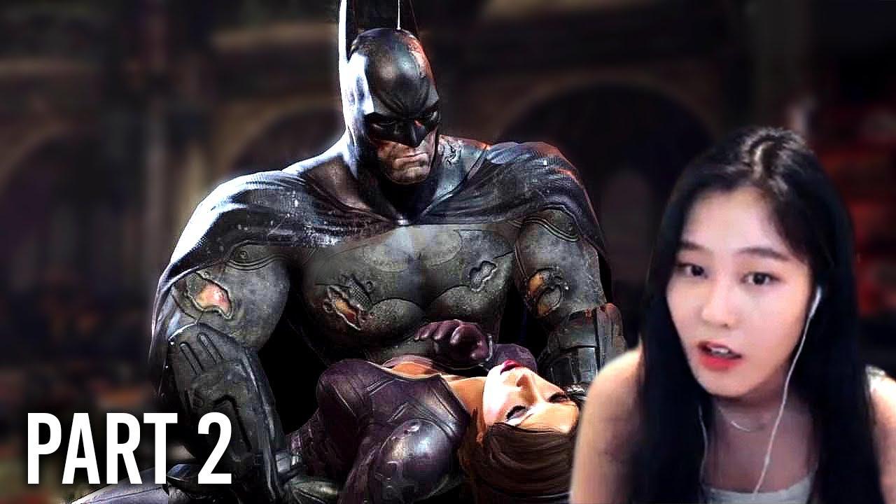 39daph Plays Batman: Arkham City - Part 2 (Final)