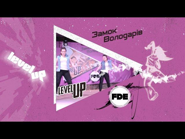 Winter Level Up 2015  X Gal choreography by Natalia Lazuka