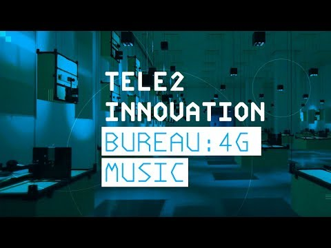 TELE2 Innovation Bureau | 4G music
