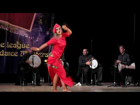 "Cherkashina Victoria & Orchestra "" Negoom"" - Baladi + Tabla Improvisation"