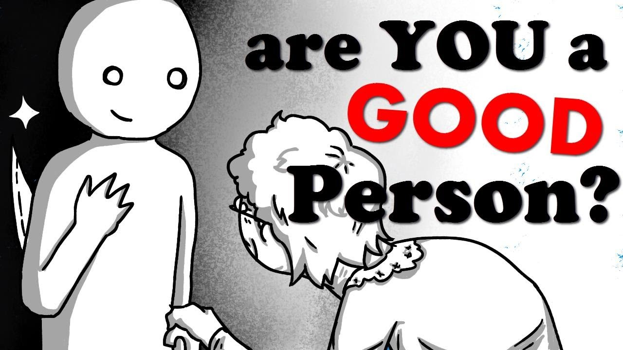 By the way, are YOU a GOOD PERSON? | Harvard Moral Dilemma