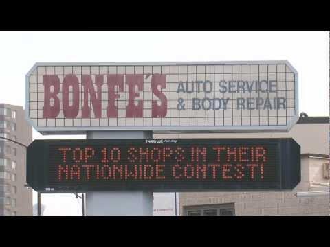 Bonfe's Auto Service and Body Repair