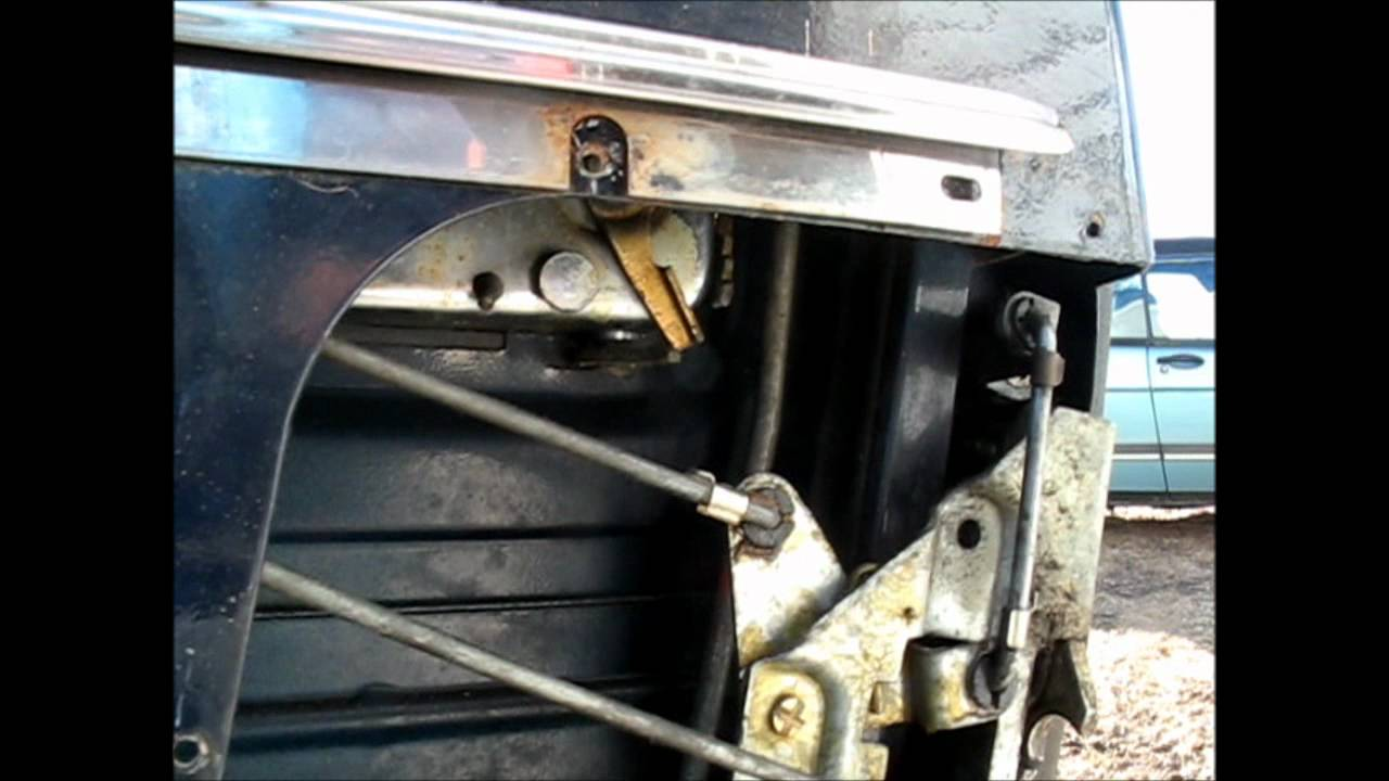 2015 Jeep Wrangler Inside >> Fixing a door latch - YouTube
