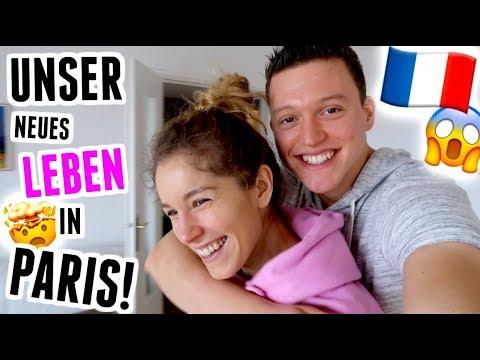 100% EHRLICHER EINBLICK: so waren die ersten Tage in Paris WIRKLICH – Vlog 68