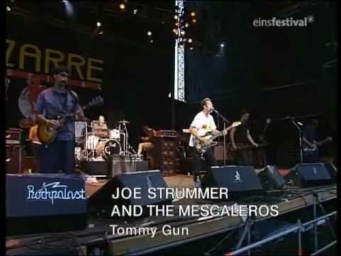 Joe Strummer and the Mescaleros [Full Live Show - Bizarre Festival 1999]