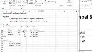 Grundlæggende Statistik og KeHaTools, kapitel 8