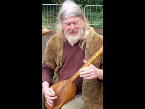 Medieval Music at Viking Village, Swords Castle, Dublin in 2014 - part 5