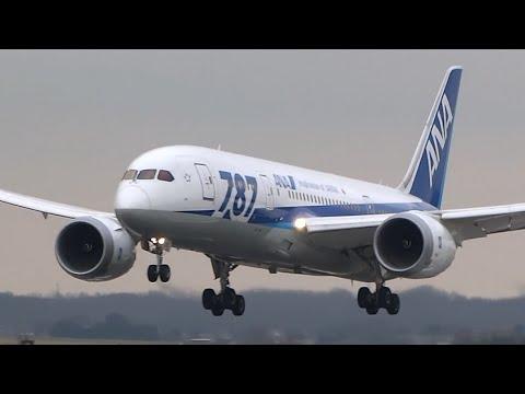Plane Spotting at Brussels Airport (B77W,A333,A332,B788,B752,A321,A320,B737,GLF5...)