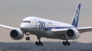 plane spotting at brussels airport b77w a333 a332 b788 b752 a321 a320 b737 glf5