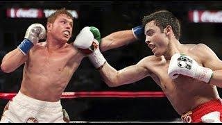 Canelo Alvarez vs Julio Cesar Chavez Jr Knockout Highlights - Alvarez vs Chavez Jr Highlights