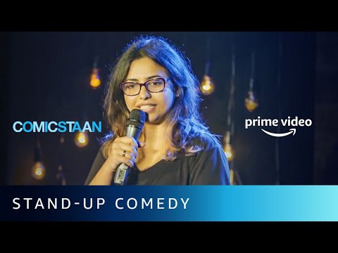 Bijli बिजली - Sejal Bhat | New Stand Up Comedy | Comicstaan | Amazon Prime Video