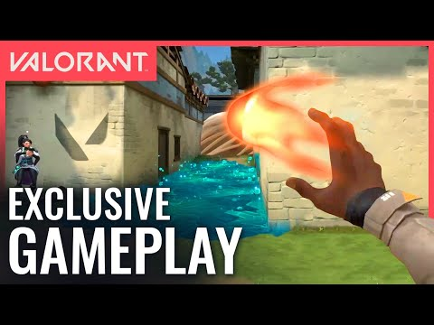 valorant-exclusive-new-gameplay!---more-abilities-&-characters-(project-a)