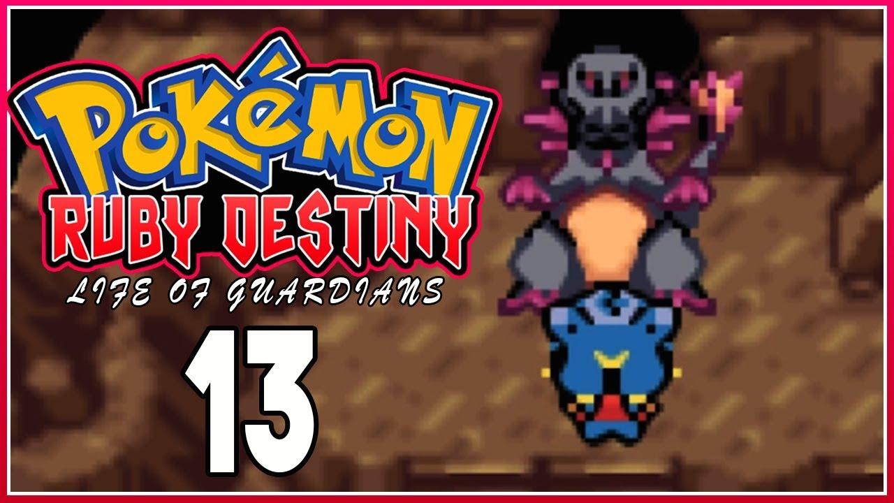 pokemon ruby destiny of life guardians walkthrough